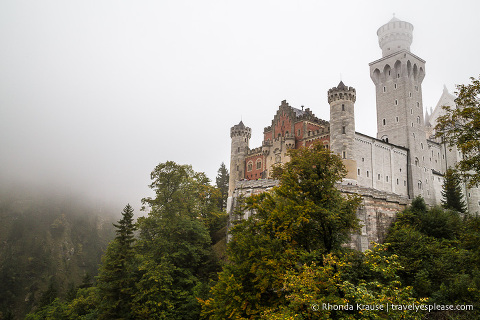 "travelyesplease.com | Visiting Neuschwanstein Castle- The Theatrical Creation of ""Mad"" King Ludwig"