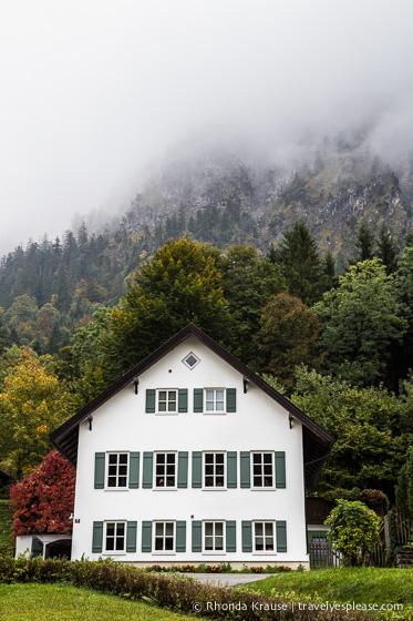 travelyesplease.com | Bavaria's Fairytale Castles: Part One- Hohenschwangau Castle