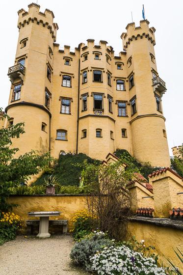 travelyesplease.com   Bavaria's Fairytale Castles: Part One- Hohenschwangau Castle
