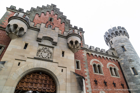 "Visiting Neuschwanstein Castle- The Theatrical Creation of ""Mad"" King Ludwig"