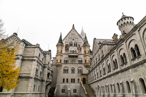 "travelyesplease.com | Tour of Neuschwanstein Castle- The Theatrical Creation of ""Mad"" King Ludwig"