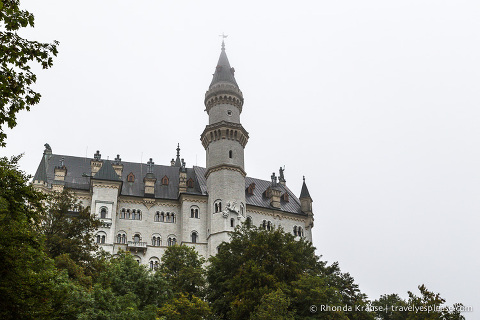 "travelyesplease.com | Review of Neuschwanstein Castle- The Theatrical Creation of ""Mad"" King Ludwig"