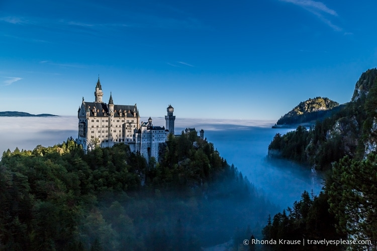 Neuschwanstein Castle Bavaria S Fairytale Castles Part Two
