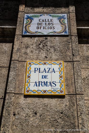 travelyesplease.com | Exploring the Plazas of Old Havana, Cuba