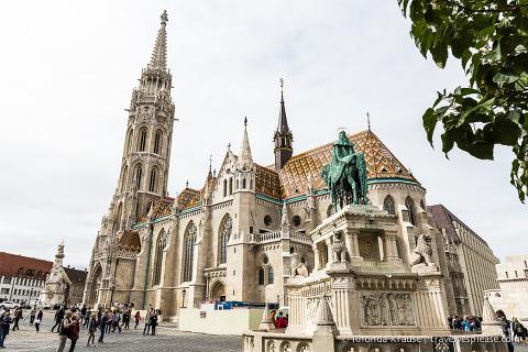 travelyesplease.com | Photo of the Week: Matthias Church, Budapest