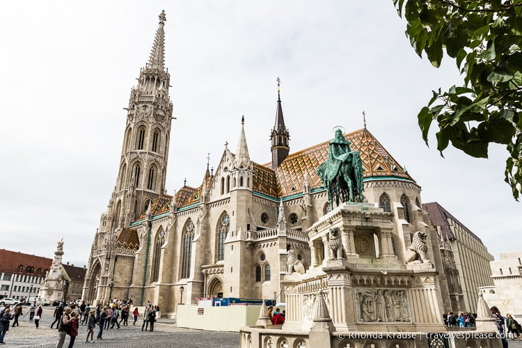 travelyesplease.com | Photo of the Week: Matthias Church, Budapest