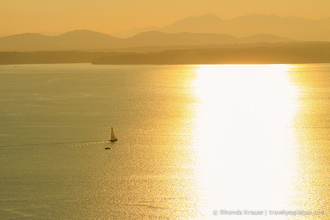 travelyesplease.com | Photo of the Week: Elliott Bay Sunset, Seattle