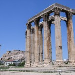 Photo of the Week: Temple of Olympian Zeus, Athens