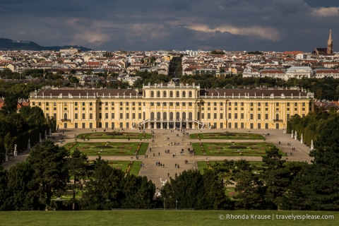 travelyesplease.com | Schönbrunn Palace and Gardens- History, Photos and Tips for Visiting