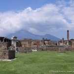 Photo of the Week: Pompeii and Mt. Vesuvius