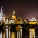 Prague at Night- Photo Series