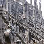 Photo of the Week: Milan Cathedral Rooftop