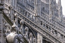 travelyesplease.com | Photo of the Week: Milan Cathedral Rooftop