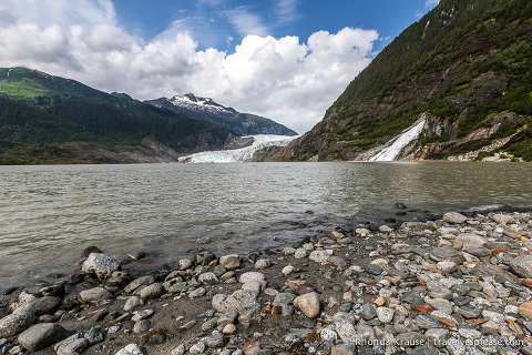 travelyesplease.com | A Visit to Mendenhall Glacier, Juneau