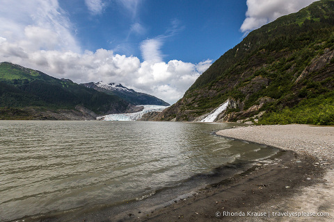 travelyesplease.com | A Visit to Mendenhall Glacier, Juneau