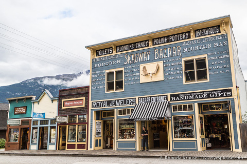 travelyesplease.com | Skagway, Alaska- Gateway to the Gold Rush