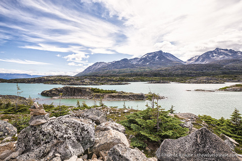 travelyesplease.com | Driving the Klondike Highway- Alaska to the Yukon