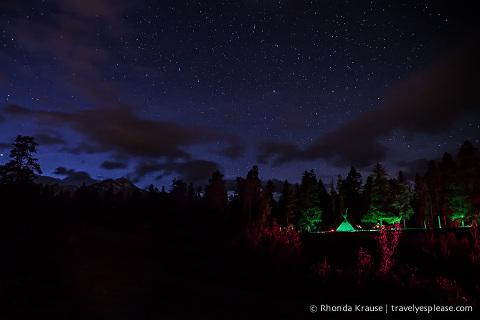 travelyesplease.com   Stargazing at the Jasper Dark Sky Festival