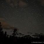 Stargazing at the Jasper Dark Sky Festival