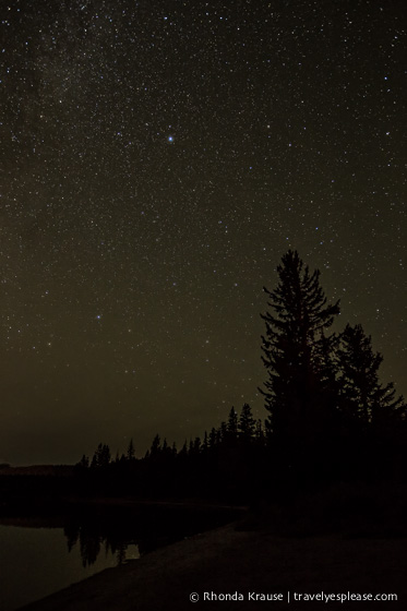 travelyesplease.com | Stargazing at the Jasper Dark Sky Festival