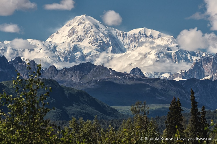 2014 Yukon Denali >> Mount Denali, Alaska: Photo of the Week