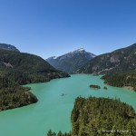 Photo of the Week: Diablo Lake, North Cascades Highway
