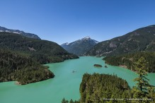 travelyesplease.com | Photo of the Week: Diablo Lake, North Cascades Highway
