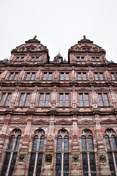 travelyesplease.com | The Romantic Ruins of Heidelberg Castle