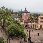 The Romantic Ruins of Heidelberg Castle
