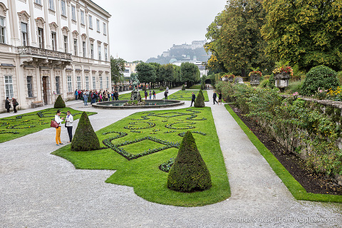 travelyesplease.com | Mirabell Palace and Gardens- The Jewel of Salzburg