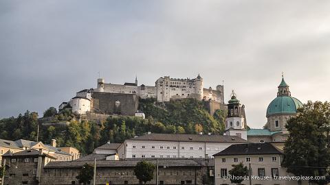 travelyesplease.com | Discover Hohensalzburg Fortress- Salzburg's Medieval Castle