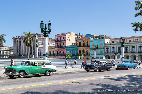 travelyesplease.com | How to Spend 3 days in Havana- Our Itinerary