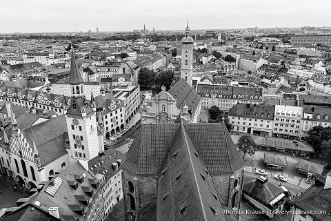 travelyesplease.com | Germany in Black and White- Photo Series