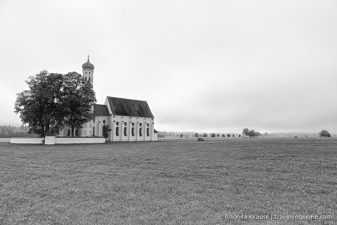 travelyesplease.com | Black and White Photos of Germany