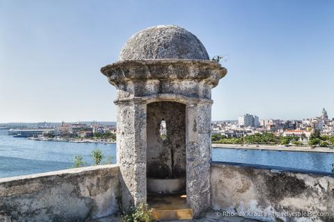 travelyesplease.com   Visiting Fortaleza de San Carlos de la Cabaña- Havana's Mighty Fortress