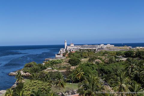 travelyesplease.com   Fortaleza de San Carlos de la Cabaña, Havana