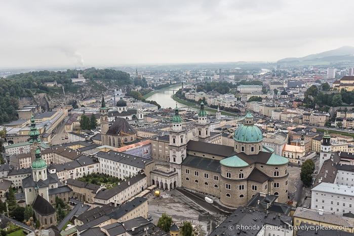 Salzburgs Old Town A SelfGuided Walking Tour – Salzburg Tourist Map Pdf