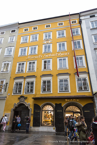 Salzburg's Old Town- A Self-Guided Walking Tour | Travel