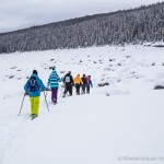 Snowshoeing in Jasper- Our First Experience and Why You Should Try it Too!