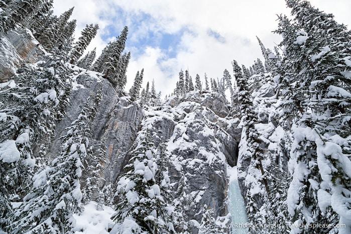 Winter in Jasper National Park- A Frosty Photo Series