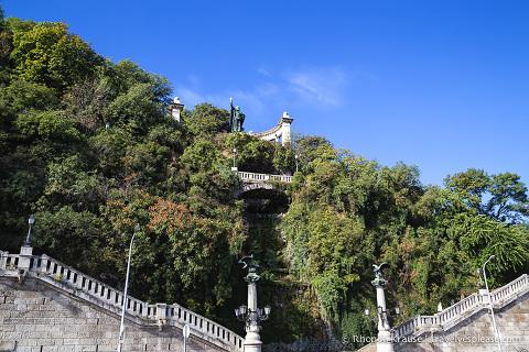 travelyesplease.com   Photo of the Week: Gellért Monument, Budapest