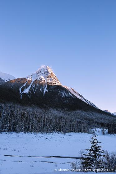 travelyesplease.com | Jasper in Winter- Photo Series