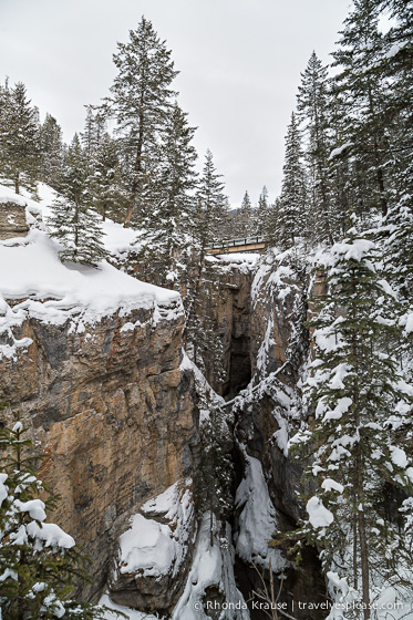travelyesplease.com | The Maligne Canyon Ice Walk- Alberta's Coolest Hike