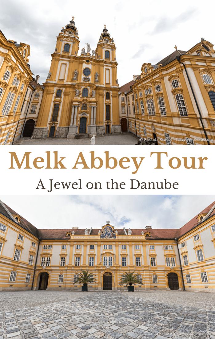 Melk Abbey- A Jewel on the Danube