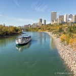 Photo of the Week: Autumn in Edmonton's River Valley