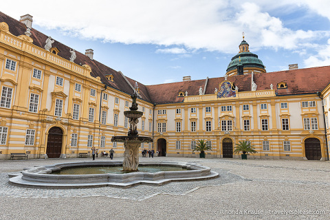 Tour of Melk Abbey- A Jewel on the Danube