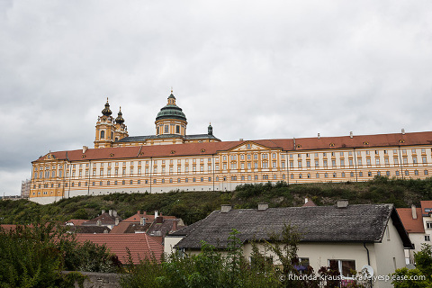 Visiting Melk Abbey- A Jewel on the Danube