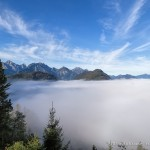 Photo of the Week: Above the Clouds in Hohenschwangau
