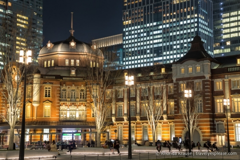 travelyesplease.com | Tokyo at Night- Photo Series