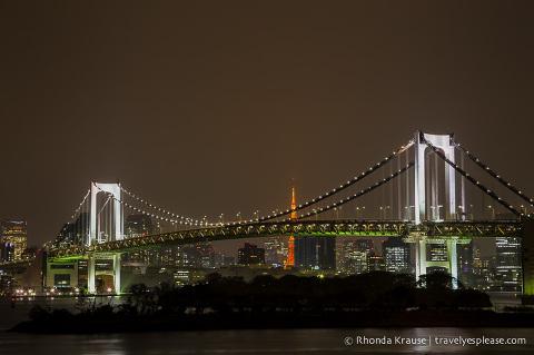 travelyesplease.com | Night Photos of Tokyo